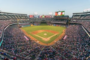 Boston Baseball Field