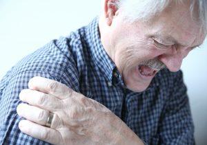 Bursitis injury - Delta Lawsuit Loans