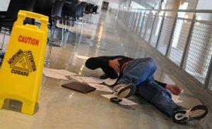 Slip accident - Delta Lawsuit Loans