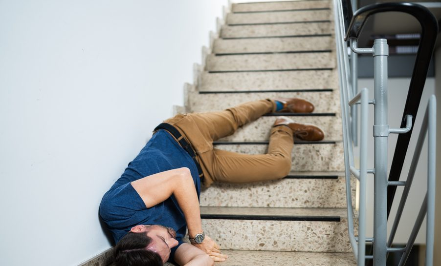 Slip and Fall accident - Delta Lawsuit Loans