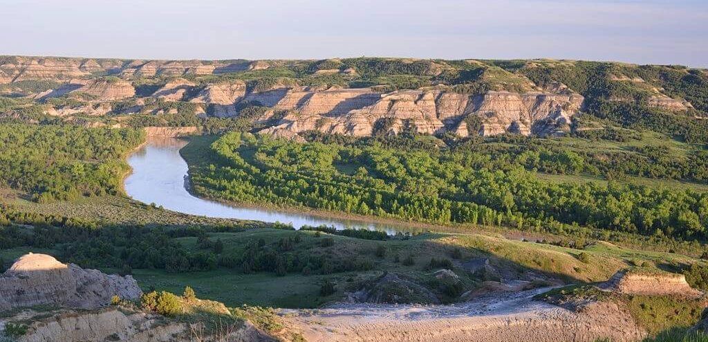 Theodore Roosevelt National Park - Delta Lawsuit Loanss