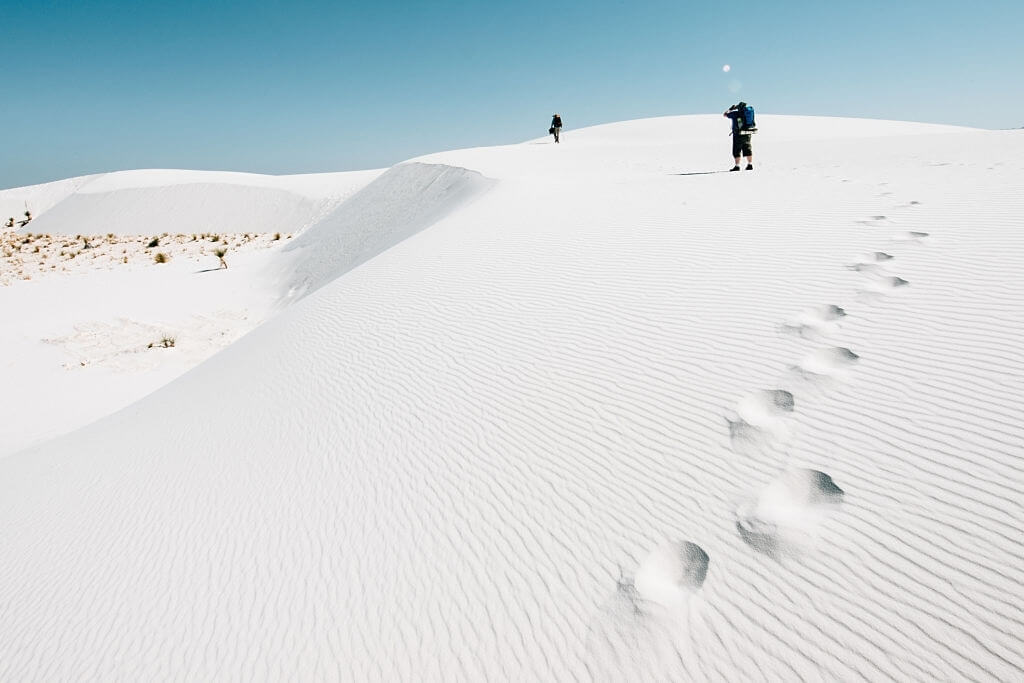 White Sands National Monument New Mexico - Delta Lawsuit Loans