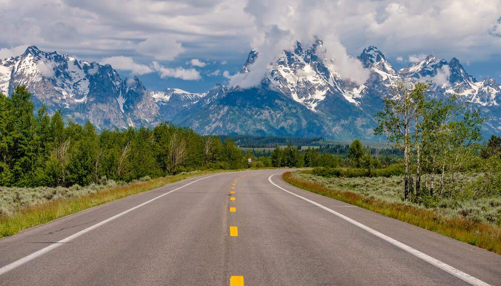 Wyoming National park