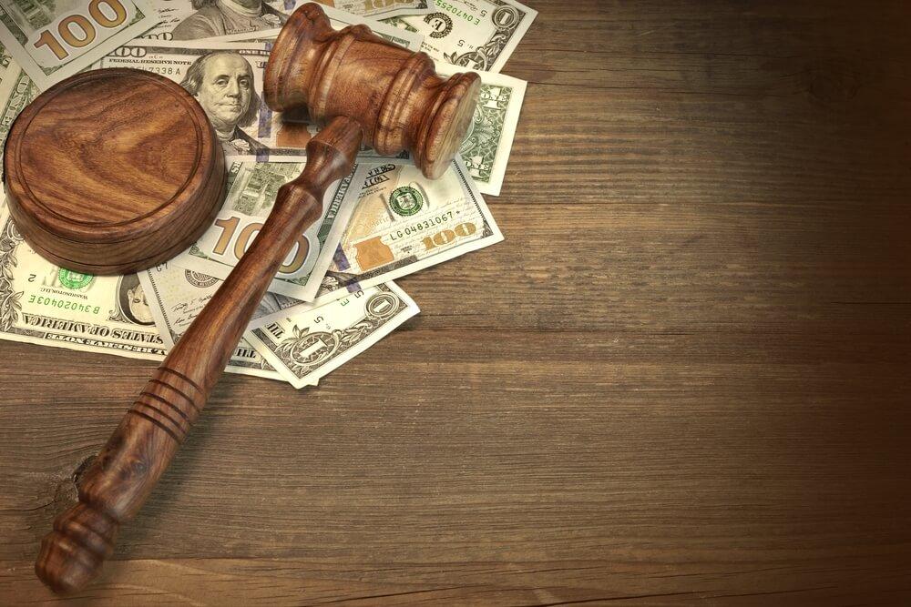 lawsuit loan fee